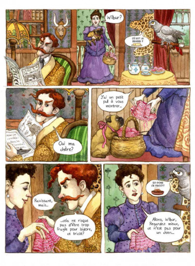 Page 3 le petit ange de Pénélope