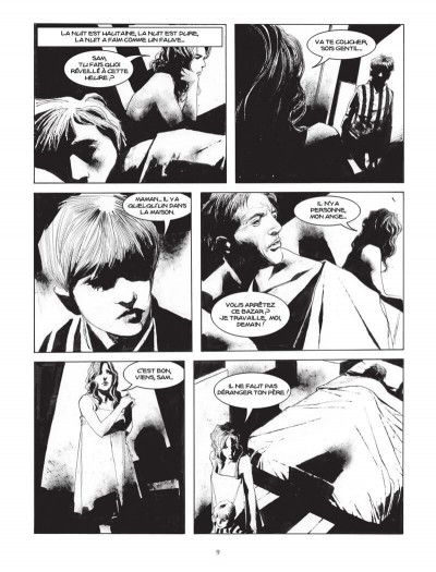 Page 8 Berceuse macabre (Dylan Dog)