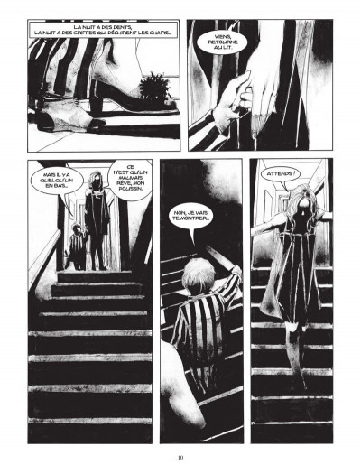 Page 9 Berceuse macabre (Dylan Dog)