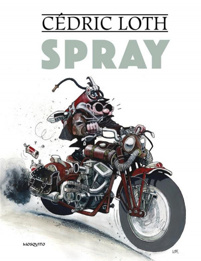 Couverture Spray