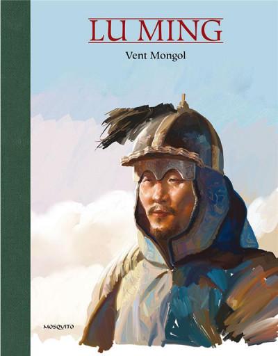 Couverture Vent mongol