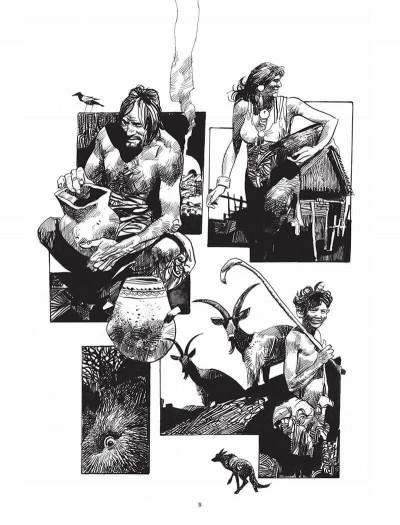 Page 7 Fable toscane et autres récits