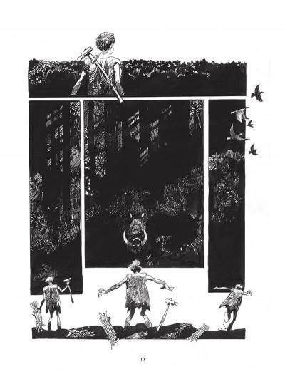 Page 9 Fable toscane et autres récits