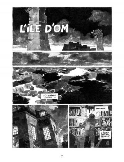 Page 6 L'île d'Om
