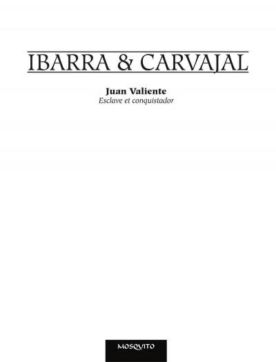 Page 4 Juan Valiente, esclave et conquistador