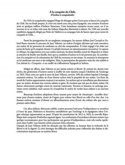 Page 6 Juan Valiente, esclave et conquistador
