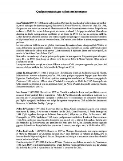 Page 7 Juan Valiente, esclave et conquistador