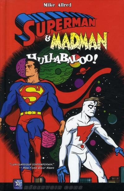 Couverture Superman et madman hullabaloo !
