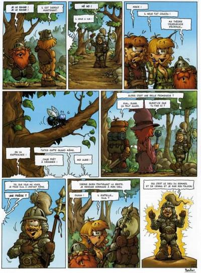 Page 3 le donjon de naheulbeuk tome 4 - deuxième saison, partie 2