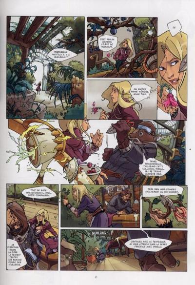 Page 1 La Driade tome 1