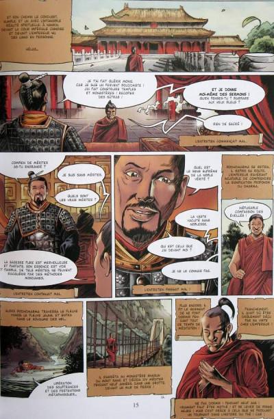 Page 1 la fabuleuse histoire ; du thé
