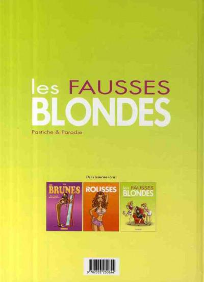 Dos les fausses blondes