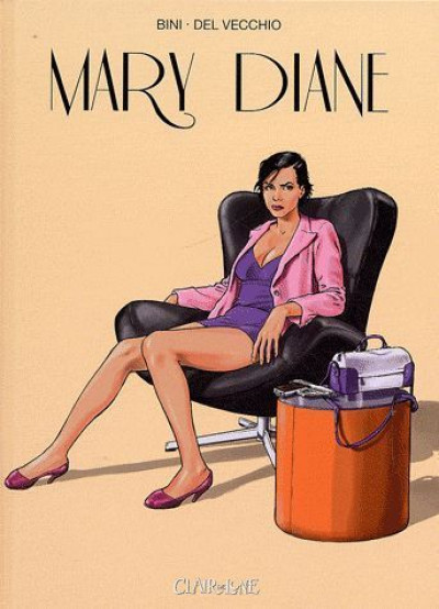 Couverture mary diane