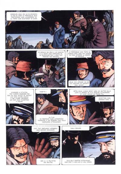 Page 1 voyages extraordinaires  tome 4 - dernier espoir !