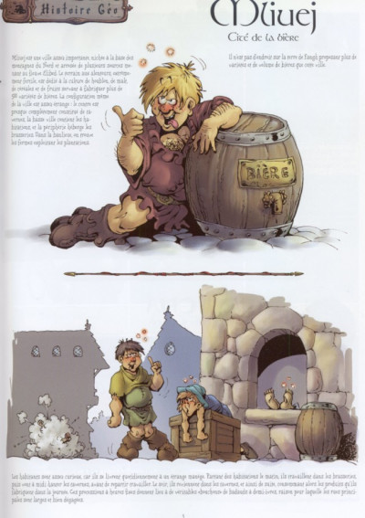Page 2 les arcanes de naheulbeuk tome 3