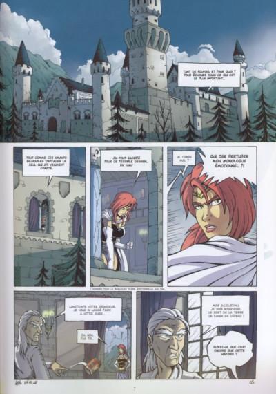 Page 1 la tour de kyla tome 4 - le prince caspied