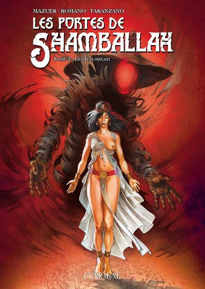 image de les portes de shamballah tome 3