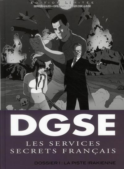 Couverture DGSE service secret tome 1