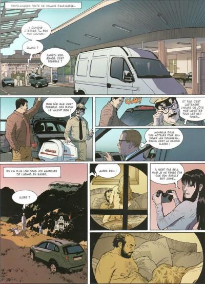 Page 2 DGSE service secret tome 1