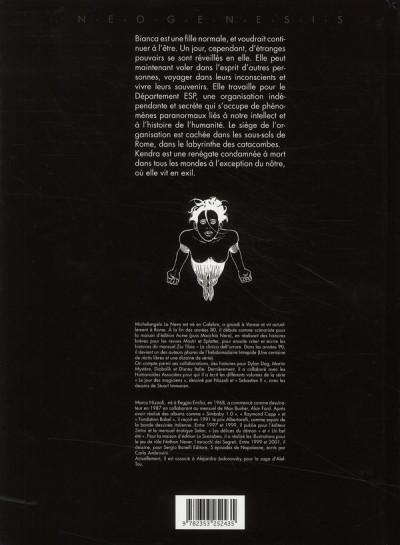 Dos ESP tome 1 - l'ange prédateur