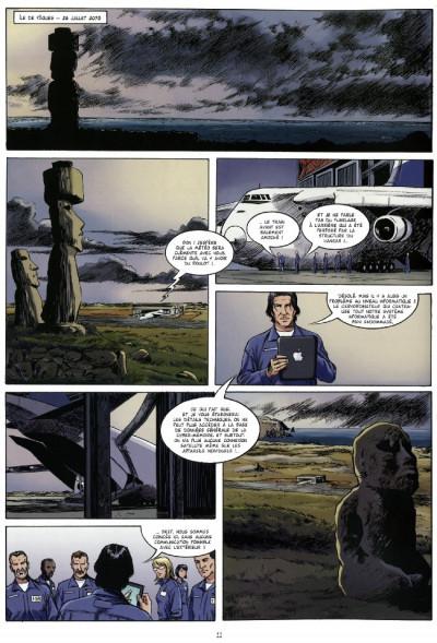 Page 1 Rapa nui tome 1