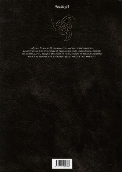 Dos le monde des dragons tome 3