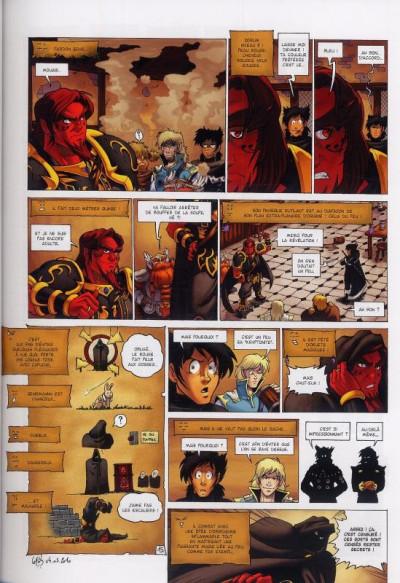 Page 1 reflets d'acide tome 1 - la quête sans nom