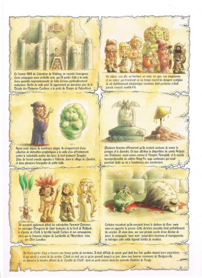 Page 1 le donjon de Naheulbeuk tome 7 - 3e saison, partie 1 - version collector