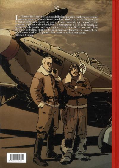 Dos Normandie-Niemen tome 1