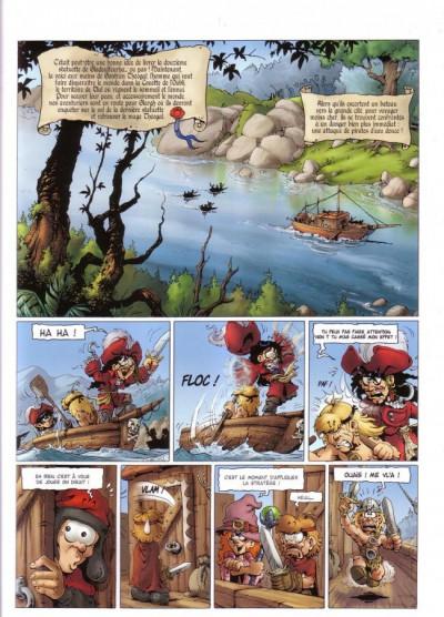 Page 1 Le Donjon De Naheulbeuk T.8 - Troisième Saison, Partie 2