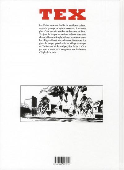 Dos tex special tome 15 - le cavalier solitaire