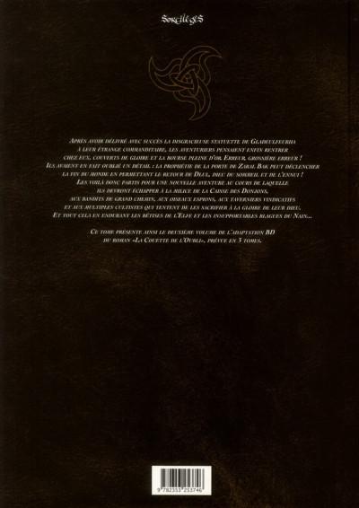Dos le donjon de Naheulbeuk T.9 - troisième saison, partie 3