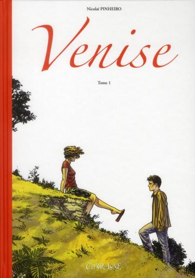 Couverture Venise tome 1