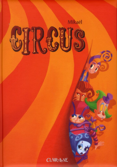 Couverture circus