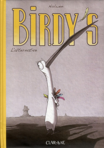 Couverture Birdy's tome 1