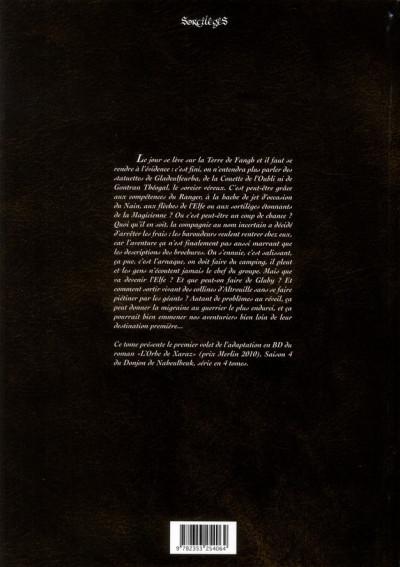 Dos le donjon de Naheulbeuk tome 10
