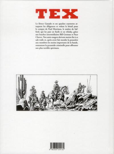 Dos Tex spécial tome 2 - terre sans loi