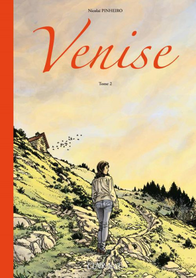 Couverture Venise tome 2