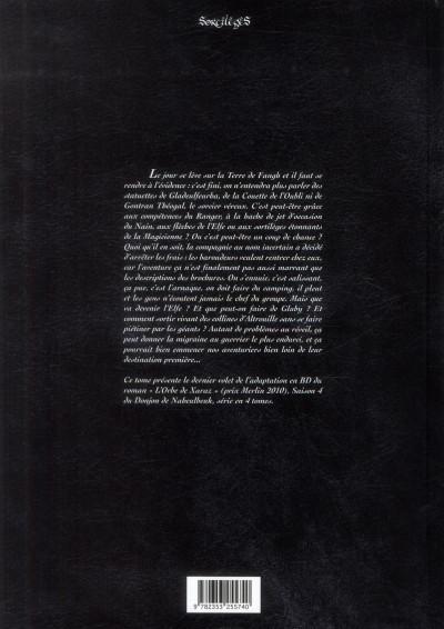 Dos le donjon de Naheulbeuk tome 13