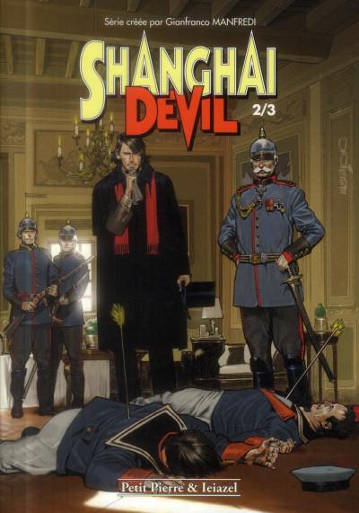 image de Shanghai devil tome 2