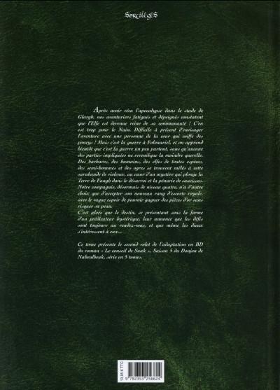 Dos Le donjon de Naheulbeuk tome 15