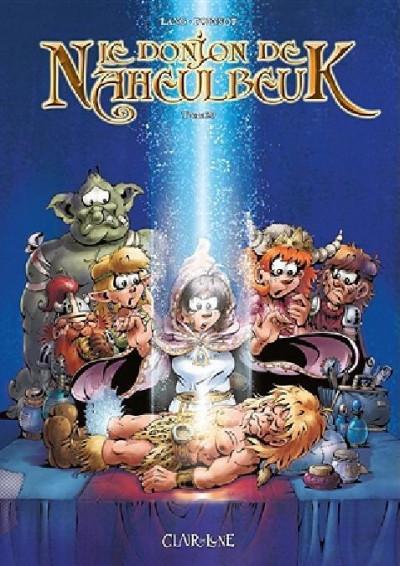 Couverture Le donjon de Naheulbeuk tome 20