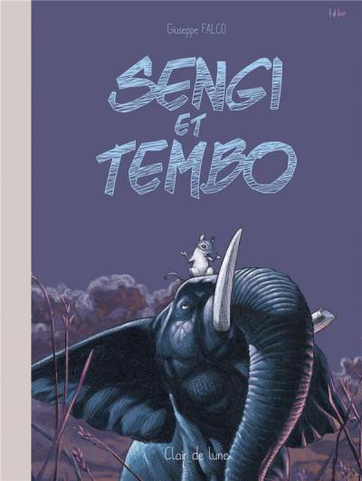 Couverture Sengi et Tembo
