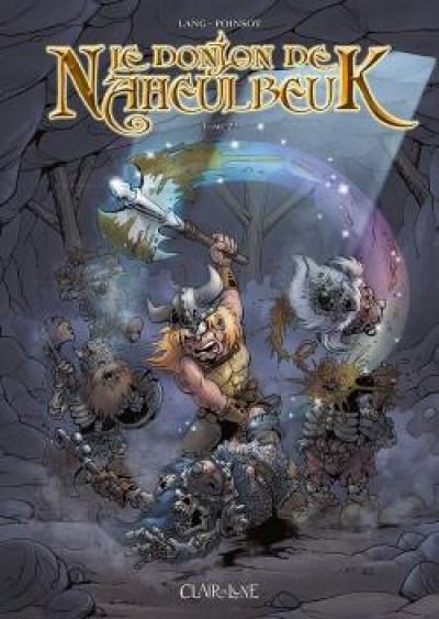 Couverture Le donjon de Naheulbeuk tome 22