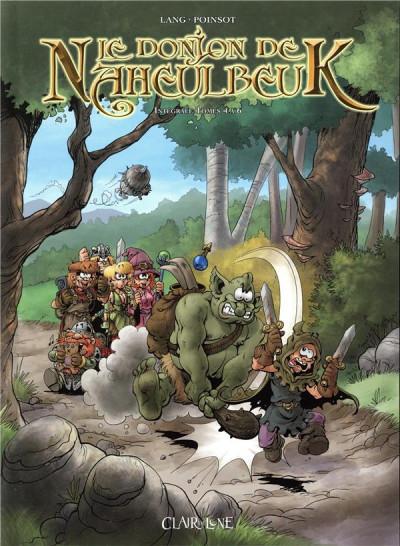 Couverture Le donjon de Naheulbeuk - intégrale tome 2