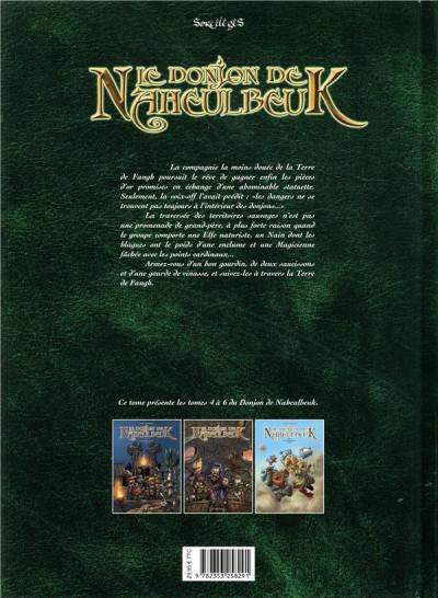 Dos Le donjon de Naheulbeuk - intégrale tome 2