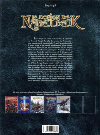 Dos Le donjon de Naheulbeuk tome 23
