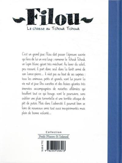 Dos Filou - La chasse au tchouk tchouk