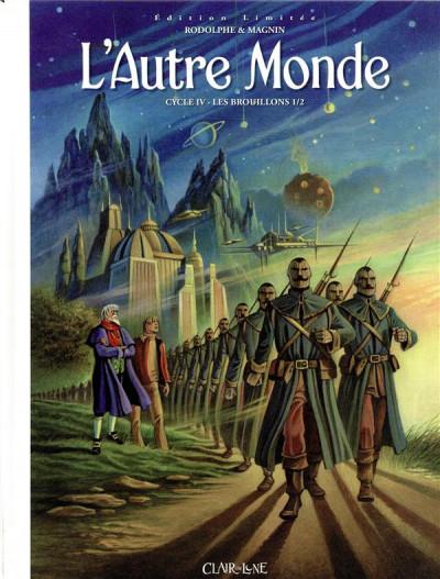 Couverture L'autre monde - cycle 4 (édition limitée) tome 1