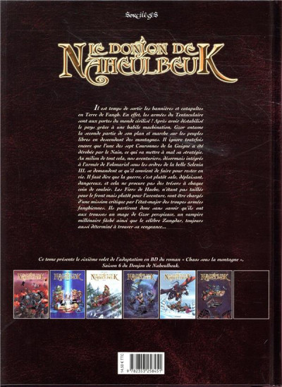 Dos Le donjon de Naheulbeuk tome 24